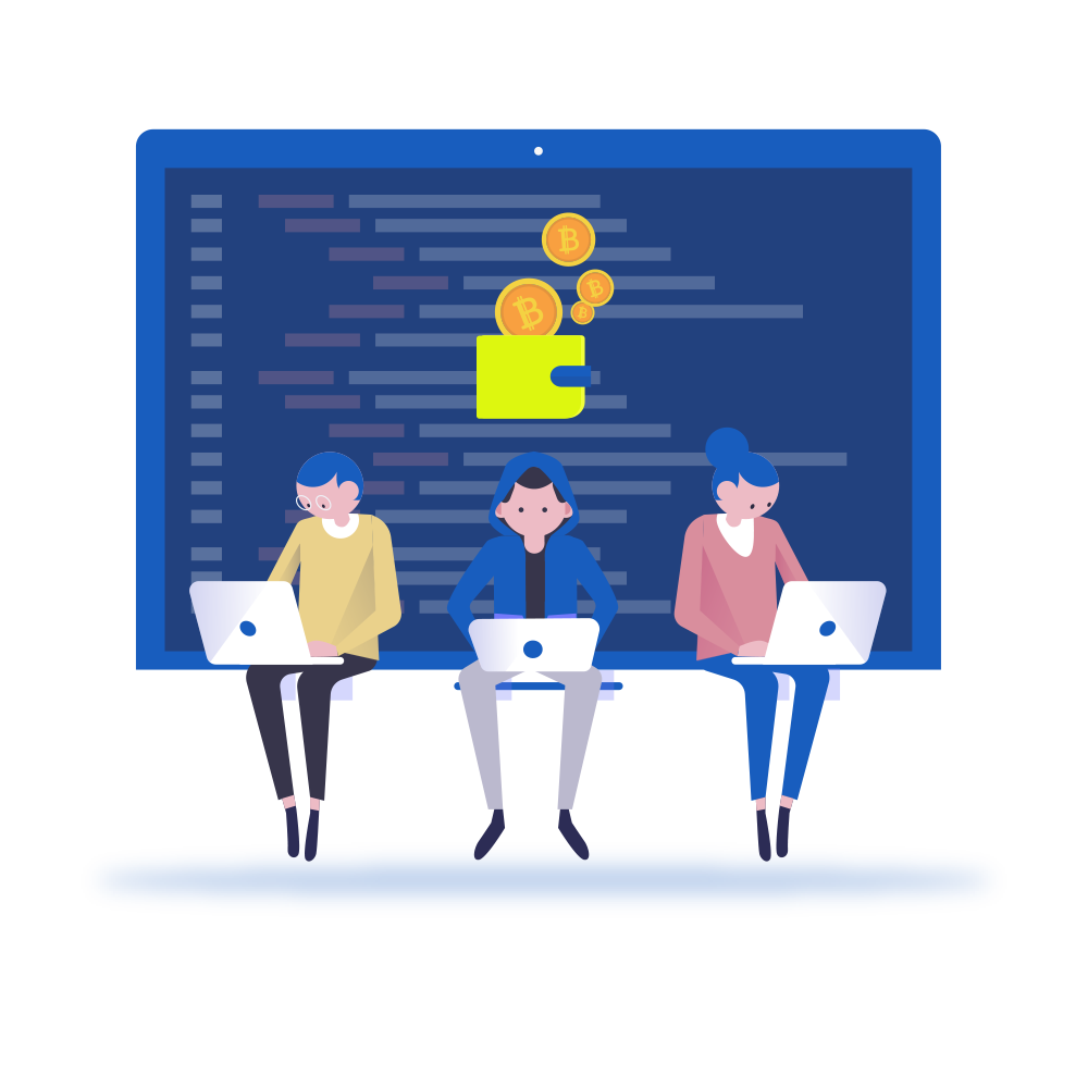 Hire Dedicated Cryptocurrency Developer