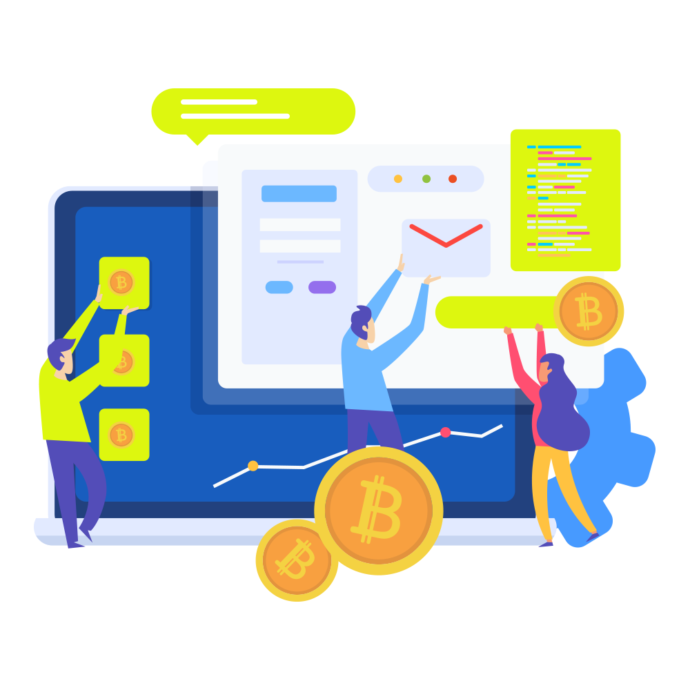 hire dedicated Blockchain development team